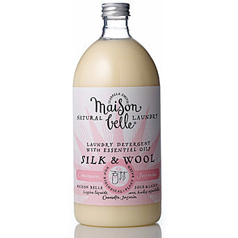 Maison Belle Pyykinpesuneste Silk & Wool,1000 ml